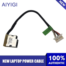 AIYIGI For HP 15-A 15-AC 15-AE 15-AC000 15-AC010 15-AC M6-P M16-P DC Jack with Cable 799736-F57 799736-S57 799736-Y57 813945-001