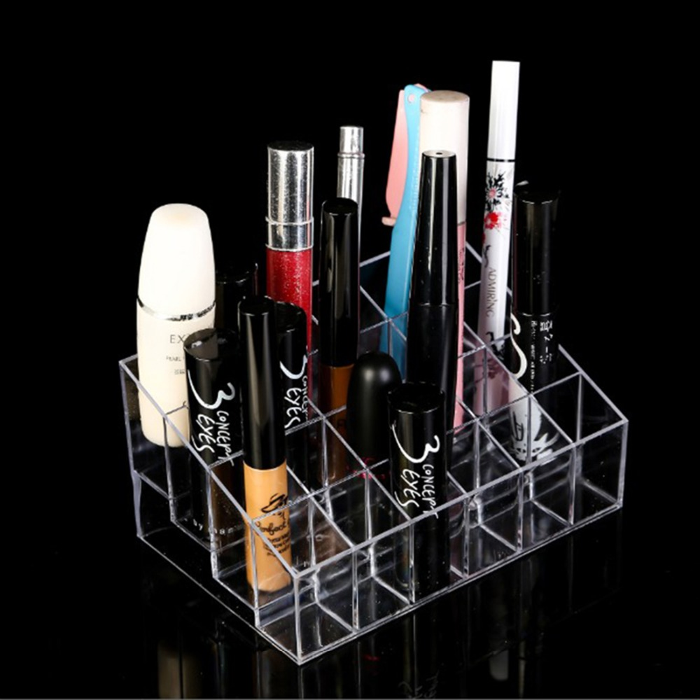 Expo Stands Eyeshadow : E show lipstick holder display stand clear acrylic