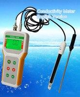 DDBJ 350 портативный проводимости метр проводящий инструмент УВД анализатор качества воды метр тестер мониторы детектор