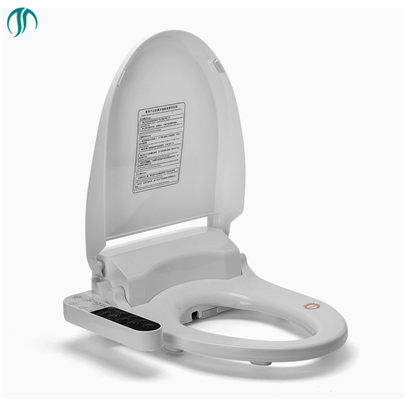 Warm Water And Wind Smart Toilet Seat Bidet Cover Electric Bidet Toilet Seat Cover Water Wash Bathroom Smart Toilet Bidet kitbwkk5000rcp750411 value kit rubbermaid autofoam touch free skin care system rcp750411 and boardwalk premium half fold toilet seat covers bwkk5000