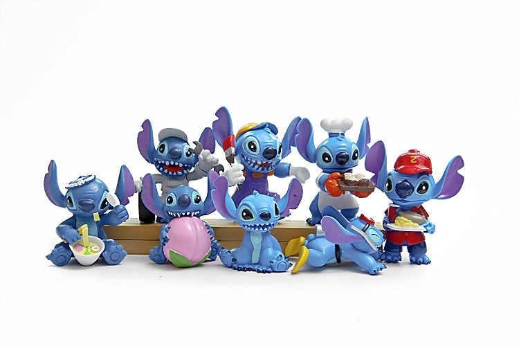 24 pcs Ponto Grande figura brinquedo figures set 2016 Novo Anime ponto presente de Natal e Casa de bonecas da fonte do partido decoração