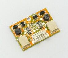 100PCS CA-122 dual-port LED constant current dual-lamp LED board step-down drive power 9.6V output led universal inverter