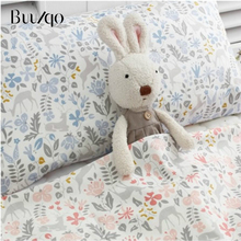 Fabric  Kids Twill Cotton Fabric Patchwork Cloth DIY Sewing Quilting Fat Quarters Material For Baby&Child