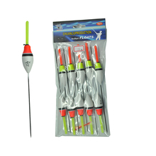 CIBO fishing float 10pcs composite material weight 3g angeln fish floats bobbers floating bobber floater for lake