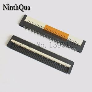 10 шт./лот 0,8 мм шаг FPC FFC плоский кабель Разъем 26Pin 30pin 32Pin 34Pin для интерфейса клавиатуры ноутбука