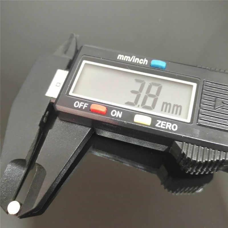 4x2mm מגנטים מיקרו קטן עגול NdFeB נאודימיום דיסק מגנטים Dia 4mm x 2mm N35 נדיר כדור הארץ NdFeB מגנט