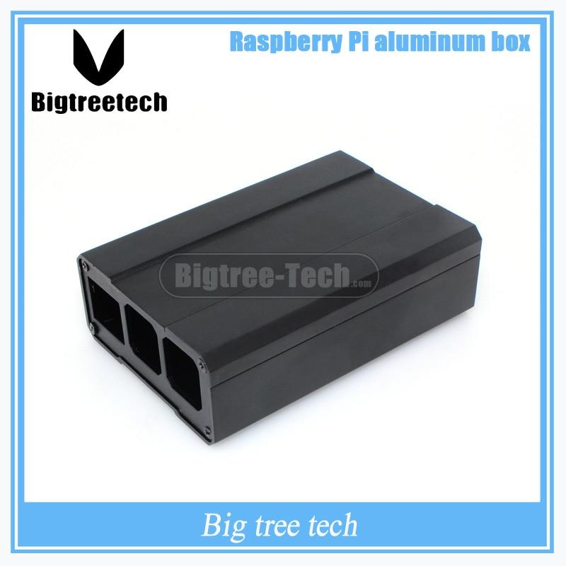 Подробнее о Free shipping Pi Box ABS Plastic Clear case for Raspberry Pi 3 model b plus support GPIO & Raspberry Pi 2 original black abs plastic case box enclosure for raspberry pi 3 model b screws