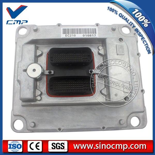 EC160B EC160BLC contrôleur ECU 60100000 P11 avec programme pour pelle Volvo garantie 1 an