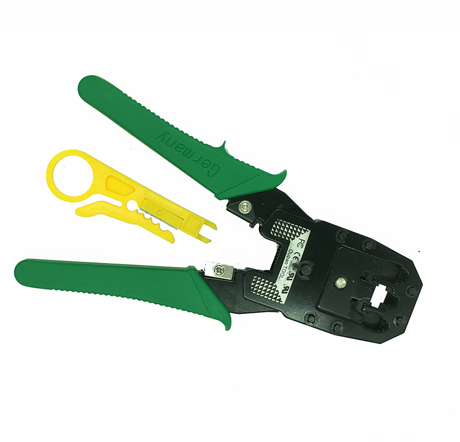 Network cable clamp pliers Networking Multi Tool RJ45 RJ11 Wire ...