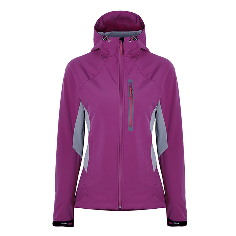 2017 Women Softshell Hiking Jacket Fleece Windproof Waterproof Warm Clothing for Camping Cycling Mountain Thicken Clothing Coat men women winter waterproof mountain clothes climbing hiking overcoats thicken fleece lined warm outwear jacket coat for lovers