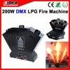 2pcs Lot Dmx Lpg Fire Machines Controller For Flame Machine Dmx Outdoor Events For Party KTV