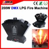 2pcs Lot Dmx Lpg Fire Machines Controller For Flame Machine Dmx Outdoor Events For Party KTV