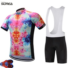 2018 Road Bicycle Cycle Clothes Wear Ropa Ciclismo Racing Bike Cycling Jerseys For Man 9D Pro Team Breathable Cycling Clothing 2017 pro team jersey cycling clothing ropa ciclismo racing bike cycling jerseys mountain bicycle jerseys cycling wear