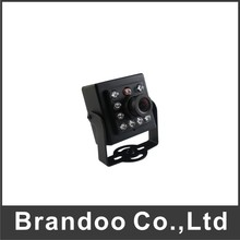 Square type car camera with IR vision for taxi used