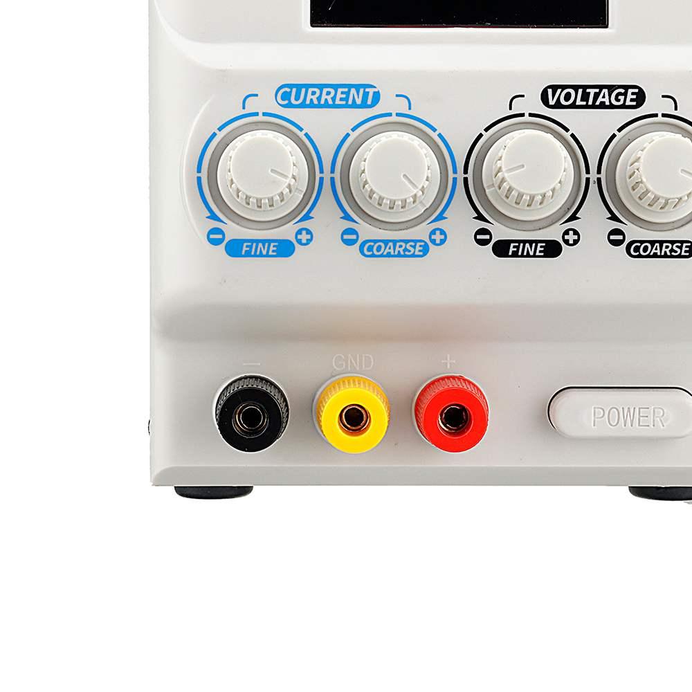 Mini alimentation numérique réglable 30 V 5A alimentation à découpage de laboratoire 220 V-240 V alimentation cc réglable - 6
