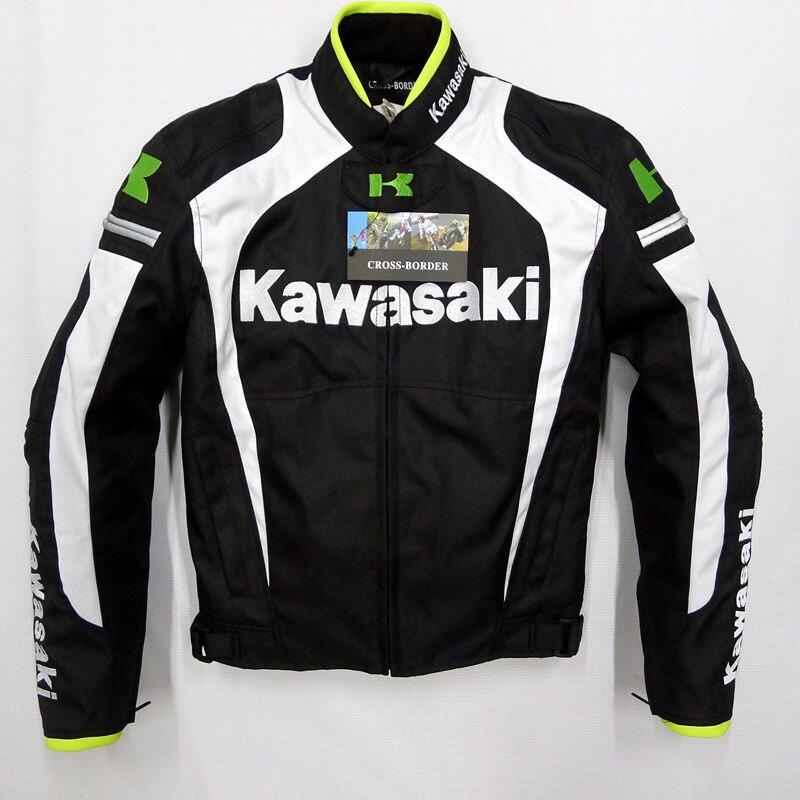 ФОТО Free shipping to 2014 kawasaki new coat of jacket, jacket autorcycle engine