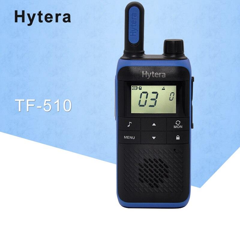 Hytera TF-510 License-Free Public Handheld Interphone Mini Handset Outdoor Walkie Talkie