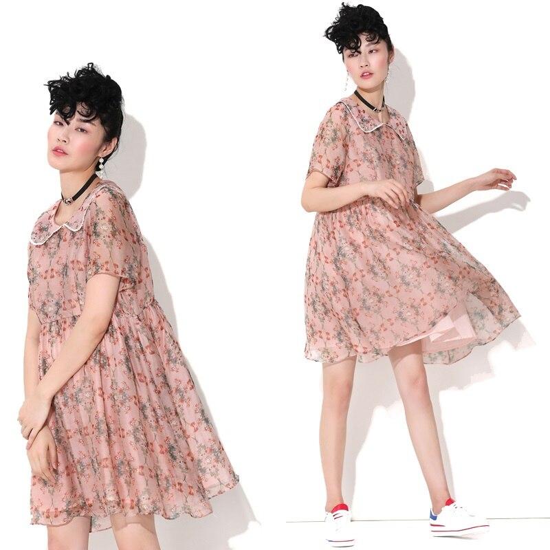 Fashion Spring Women Dress Plus Size Dress Women Party Dress Mujer Summer Women Big Size Casual Dress