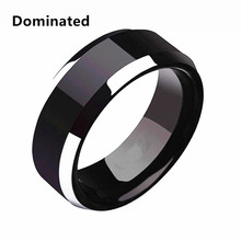 Dominated Men s ring Stainless Steel personality tail single offered fashion ring for Christmas