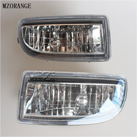 MZORANGE Left / Right Front Fog Lights for Toyota Land Cruiser 100 HDJ100 1998 2000 2001 2002 2003 2007 LC 100 105 Driving lamps