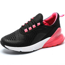Lightweight Sneakers for Women High Quality Running Shoes New Fashion Breathable  Black Sport and lifestyle girl