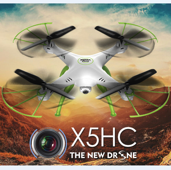2016 New SYMA X5C Updated Version SYMA X5HC 4CH 2.4G 6-Axis RC Drone With Camera RC Helicopter VS Syma X5C X5SC X5SW X400/X600 syma x5 x5c x5c 1 explorers new version without camera transmitter bnf
