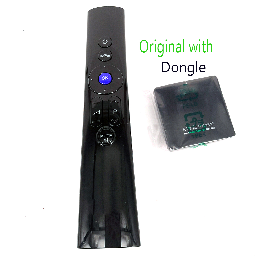 US $35 62 5% OFF|Original New AN MR200 AKB732955 RF Remote Control With  Dongle User Guide For LG TV 55LK530 55LW5700 60PK950 UA Remote Control-in
