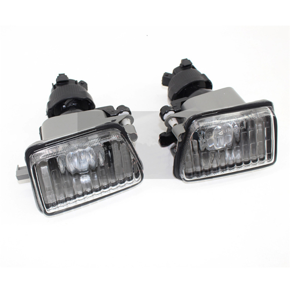 Car Fog Light For VW GOLF II/ Jetta MK2 1985~1992 Auto Fog Lamp Clear Car Front Bumper Grille Driving Fog Lights With Bulb