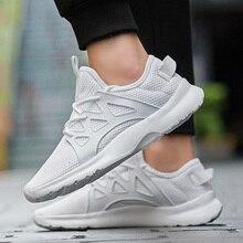 2018 new Autumn Man Leisure Shoes Men Mesh Soft Lightness Student Fashion Casual High Quality  5