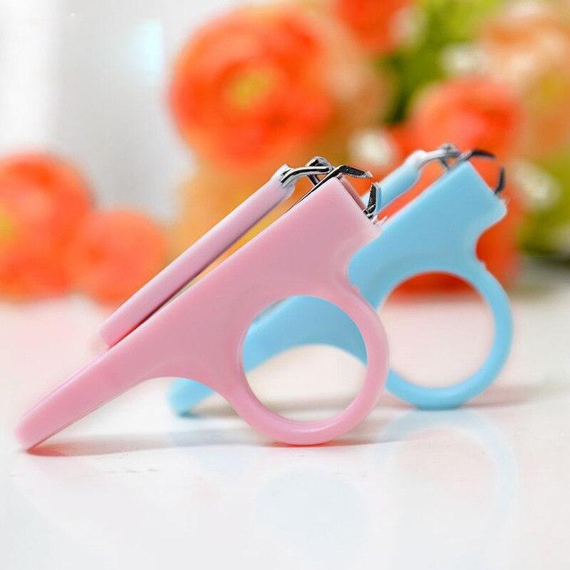 Babynailscissor Детские улитки набор кусачки для ногтей безопасный полезный Удобный милый Nailscissor Babynailclipper ногтей Резак для младенцев