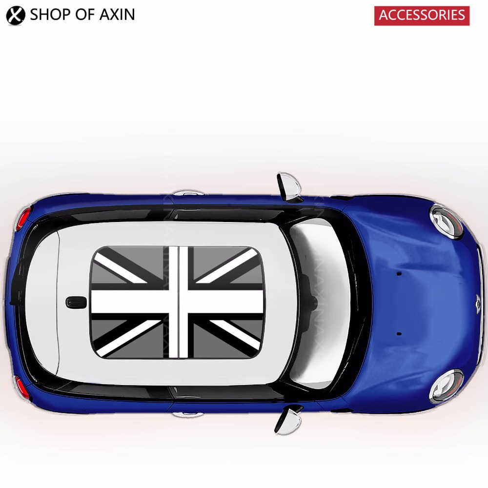 White Uk sun roof Graphics stickers Sunroof for MINI Cooper clubman countryman hardtop R50 R52 R53 R55 R56 R60 R61 F54 F55 F56 tony levene investing for dummies uk