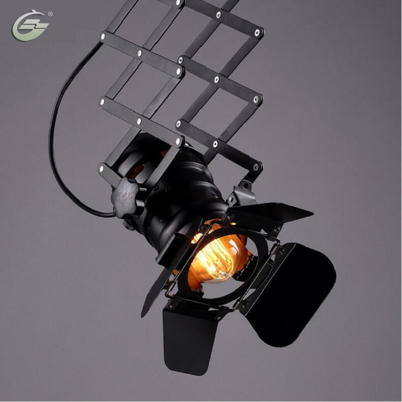 Industrial Ceiling Lamp for Living Room Bedrooms Bar Dome Light Fixture CL138 Free Shipping