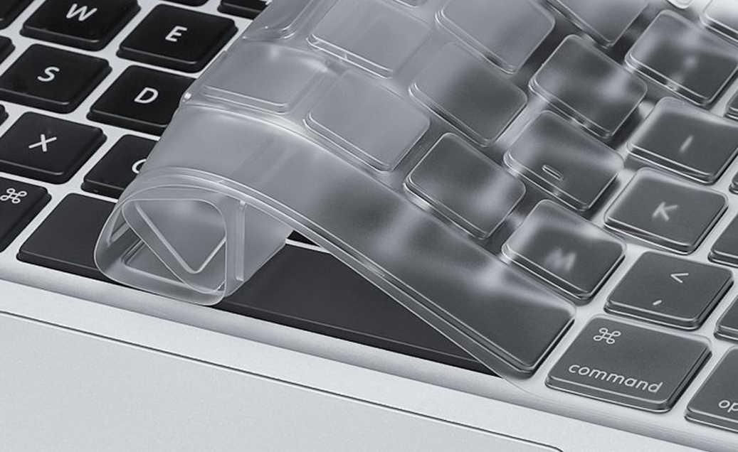 HRH Klar TPU Tastatur Abdeckung Haut für Asus N82 K46 K45 U30JC U31JG U40S U41JF U45JC U36JC U80 U35 U36 u41 U43 U45 U45J U46 U47