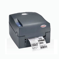 Free Shipping Godex G500u 203DPI Barcode Label Printer Using For Jewelry Label Clothing Tag