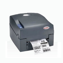 Free shipping Godex G500u(203DPI) barcode label printer using for jewelry label,clothing tag все цены