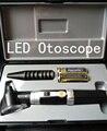 2016 New Medical Otoscopio Diagnositc Kit Ear Care Pocket Portable LED Otoscope  free shipping
