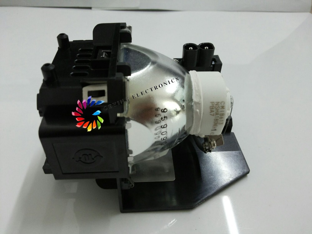 Free Shipping Cheap Original Projector Lamp Replacement NP14LP / NSHA180W For NE C NP310 / NP410 / NP510 free shipping original projector lamp mt70lp nsh300w for ne c mt1070 mt1075