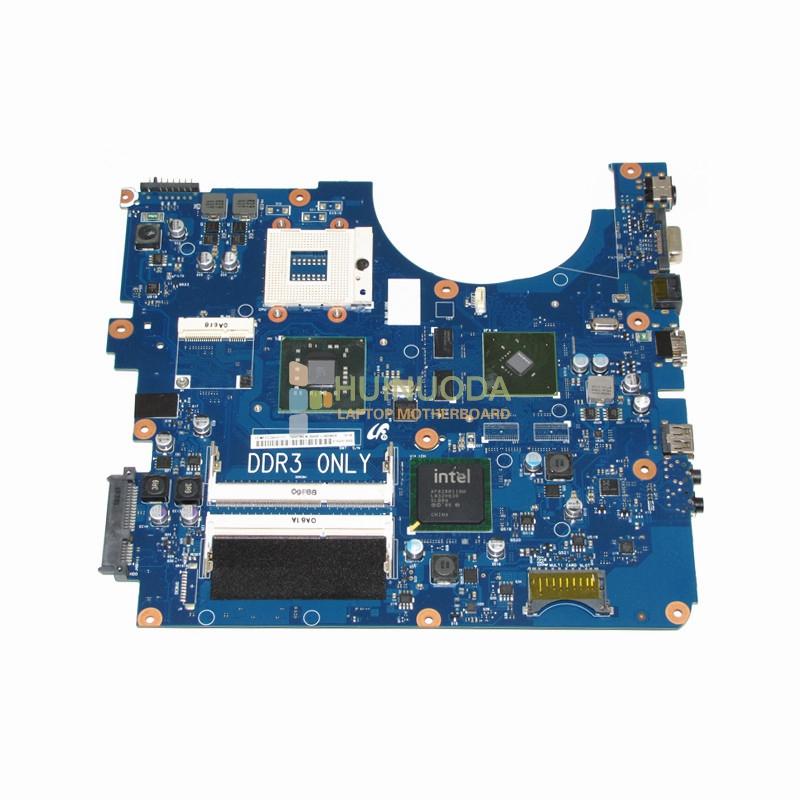 NOKOTION Motherboard For Samsung R530 R528 Main Board BA92-06346A BA92-06346B BA41-01227A PM45 DDR3 Free CPU GT310M GPU motherboard for samsung r530 r528 main board ba92 06346a ba92 06346b ba41 01227a pm45 ddr3 free cpu gt310m gpu