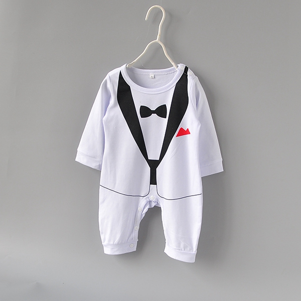 ФОТО 2016 new baby boy clothes newborn kids boys clothes fashion cute baby romper ,toddler prewalker romper age 0-2 year c4244