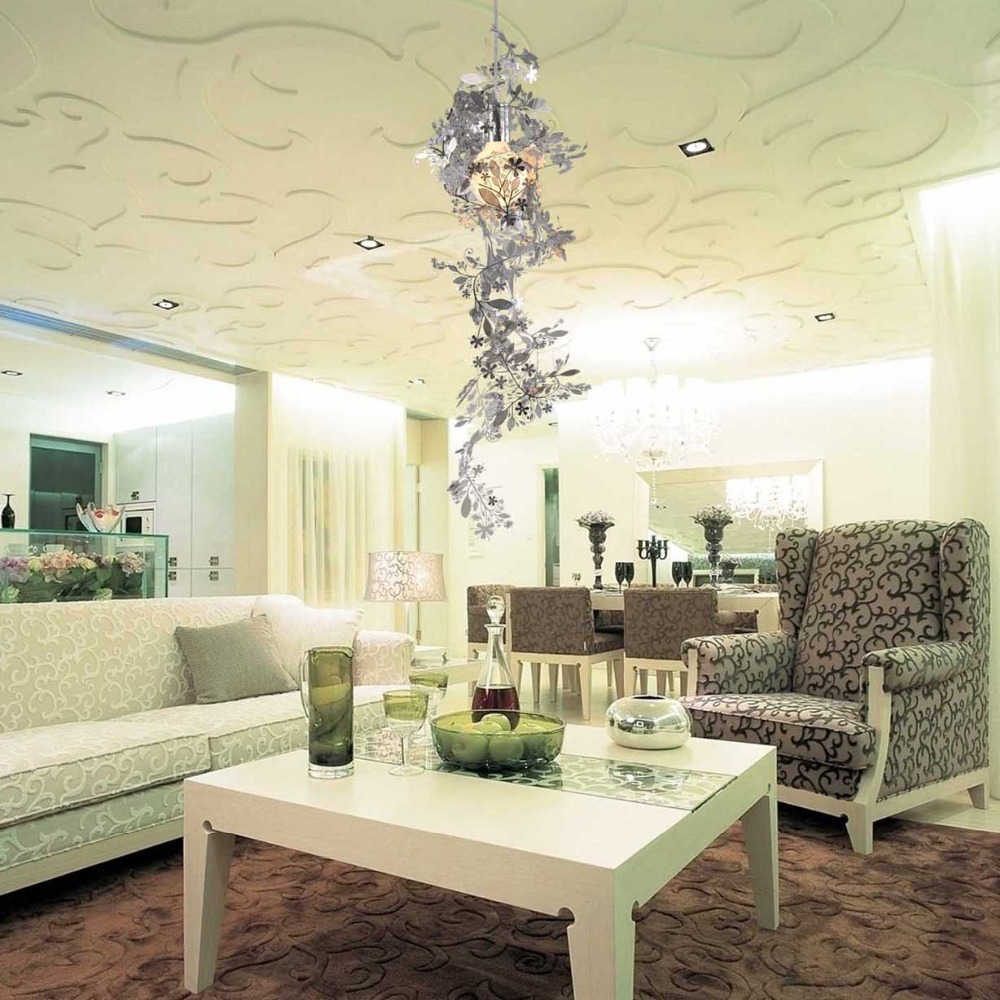 Design Lampen Us 82 58 40 Off Diy Artecnica Garland Tangle Pendant Lamp Tord Boontje Design Lampen Gold Abajur Light Fixtures Hanglamp E27 Bedroom 110v 220v In