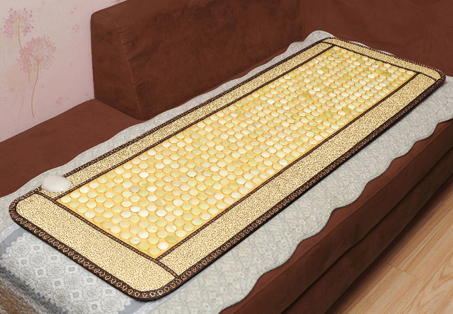 electric heated mattress pad 2016 Best Selling Korea Natural Jade heated mattress pad  electric heated mattress pad