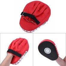 Фитнес Спорт Арка боксерская тренировочная перчатка ручная цель для тайского бокса кик-фокус пуансон перчатка для тхэквондо для каратэ Санда свободный бой