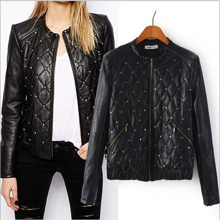 What stores sell leather jackets