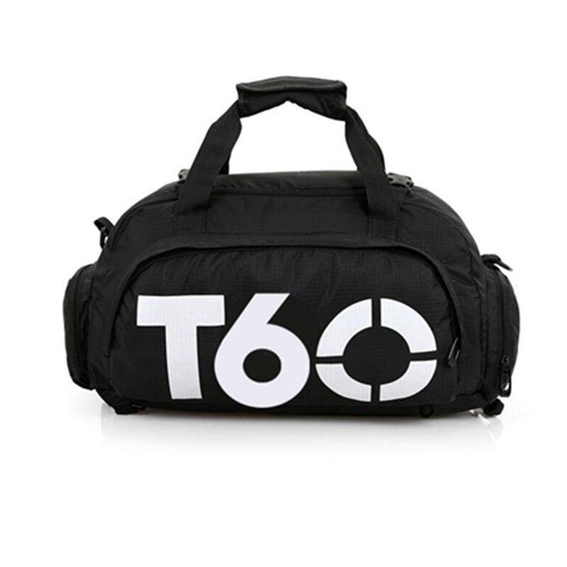 24b4727e9 2018 Novo pacote de homens e mulheres sacos de bagagem de Moda Sacos de Fim  De Semana As Mulheres Sapato Oxford pano mochila saco de Tamanho Grande