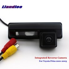 Liandlee For Toyota Prius 2001-2003 Car Reverse Parking Camera Backup Rear View Camera / SONY CCD Integrated Nigh Vision mgoodoo new rear view backup camera parking assist camera 86790b1100 for toyota 86790 b11000