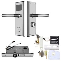 Promotion Hot Sale! Digital electric Electronic Smart RFID card Key hotel access control System lock ET100RF