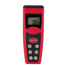 Buy online Hot Worldwide Ultrasonic Measure Distance Meter Measurer Laser Pointer Range Finder CP3000
