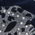 2016 Fashional Longo Inverno Mulheres Desleixo Chapéu Gorro de Diamante Do Punk Leopardo Algodão Fresco Outono Chapéus Skullies Gorros Chapéus Pretos