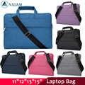 Сумка для ноутбука Dell Asus lenovo hp acer сумка для компьютера 11 12 13 14 15 дюймов для Macbook Air Pro ноутбук 15,6 чехол