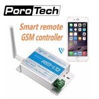 CL1 GSM Wireless Remote Controller GSM & SMS Smart Switch socket for Home Security Gate Barrier Shutter Garage Door opener